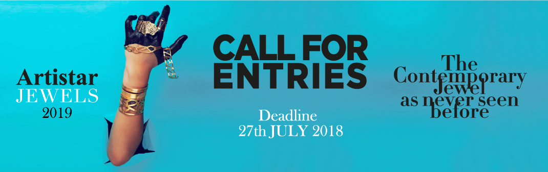 Artistar Jewels 2019 Call For Entries